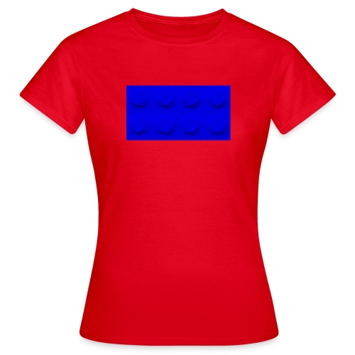 Brick - Vrouwen T-shirt