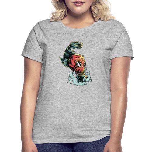 toxique - T-shirt Femme