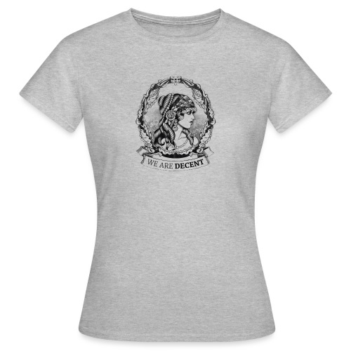 Illustration3 - Frauen T-Shirt