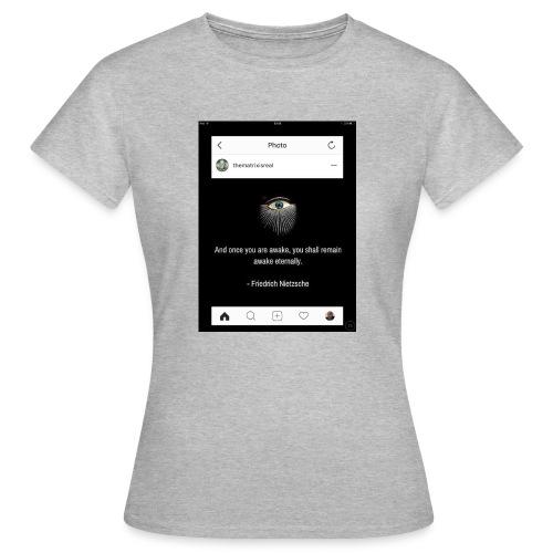 81F94047 B66E 4D6C 81E0 34B662128780 - Women's T-Shirt