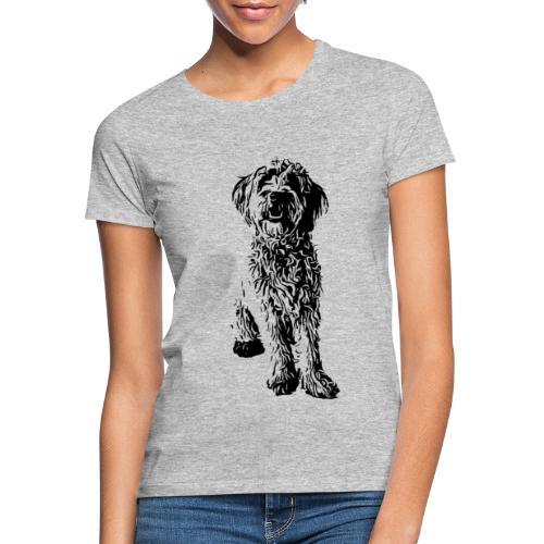 Golden Doodle Hunde Design Geschenkidee - Frauen T-Shirt