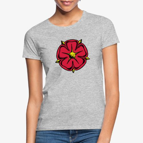 Lippische Rose - Frauen T-Shirt