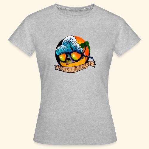 retku beach - Naisten t-paita