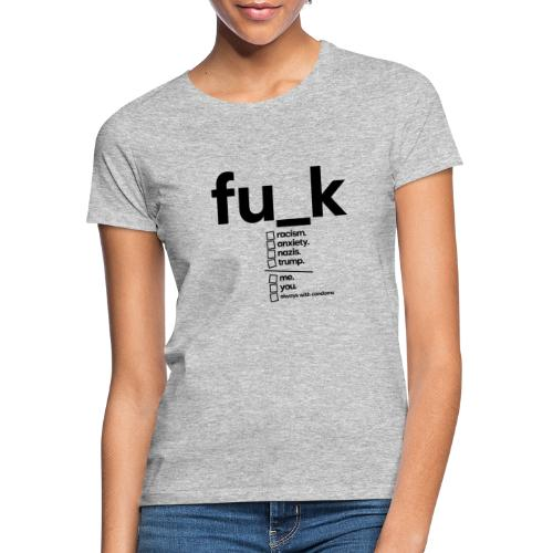 FU_K | I Give A Funk Collection - Frauen T-Shirt