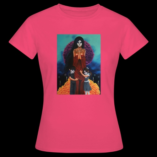 los fieles difuntos - Women's T-Shirt
