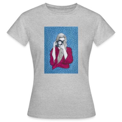 Photographer - Frauen T-Shirt