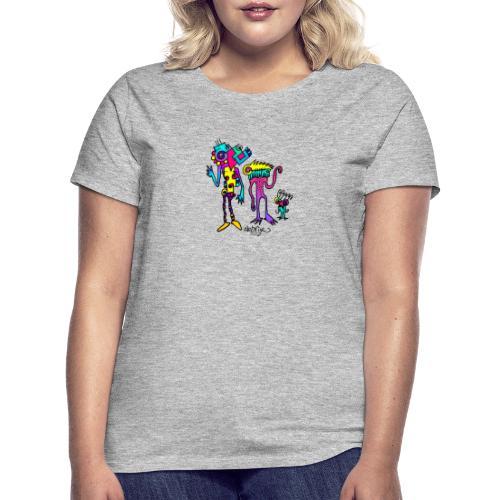 En familia - Camiseta mujer