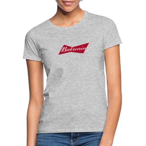 BAKUNIN - Camiseta mujer