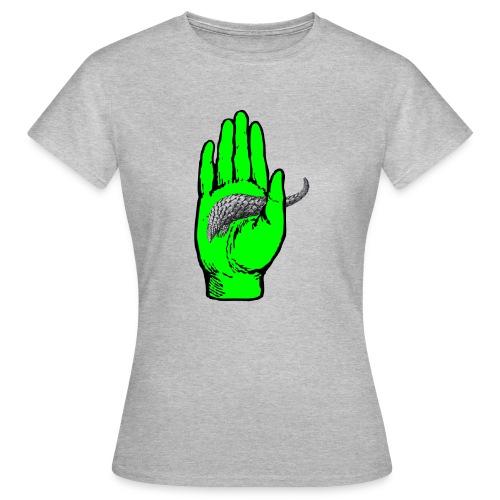 Schuppentier - Frauen T-Shirt