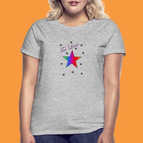 Fee Lina Star - Frauen T-Shirt