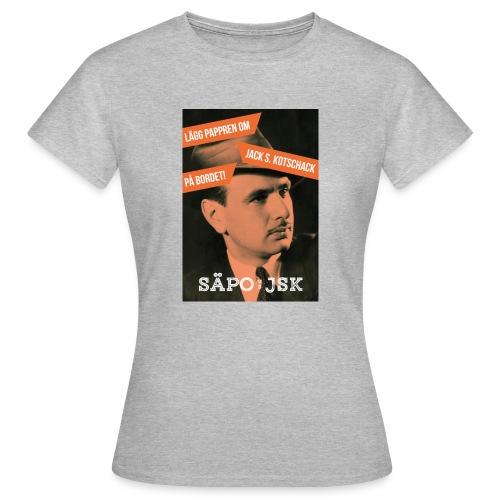 SÄPO mot Jack S. Kotschack - T-shirt dam