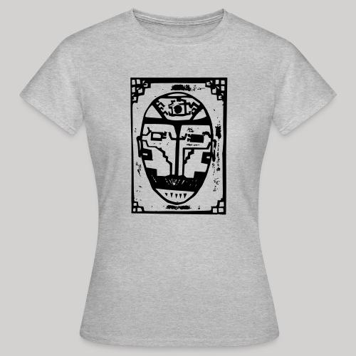 face - Frauen T-Shirt