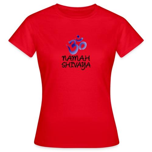 Namah Shivaya - Frauen T-Shirt