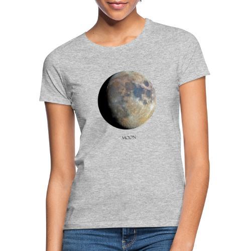 moon luna piena - Maglietta da donna