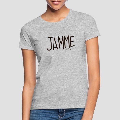 Jamme - Maglietta da donna