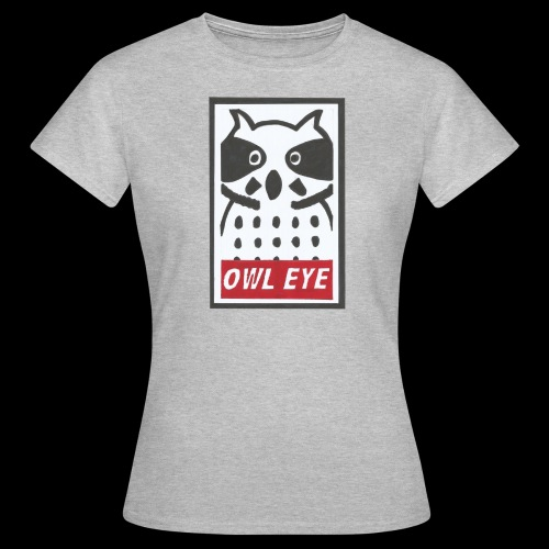 Owl Eye - Frauen T-Shirt