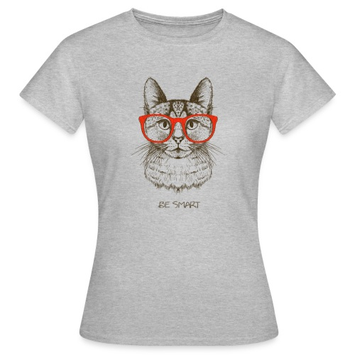 Vorschau: Cat Hipster - Frauen T-Shirt
