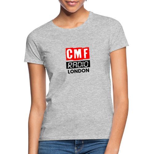 CMF RADIO LOGO LONDON BASEBALL HAT - Women's T-Shirt