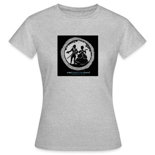 SHB - Näkymätön mies - Naisten t-paita