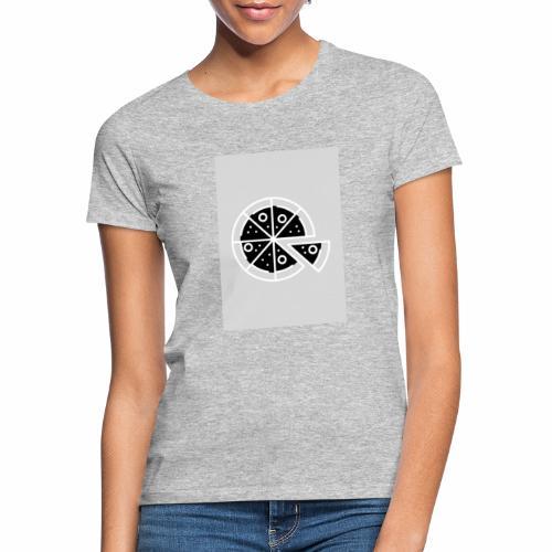 Pizza - Camiseta mujer