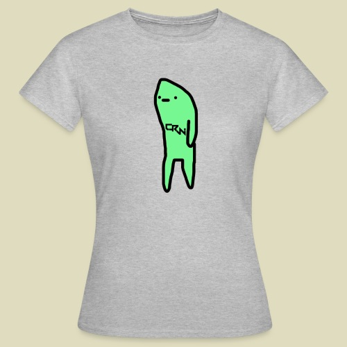 CreeNo dude PNG - Frauen T-Shirt