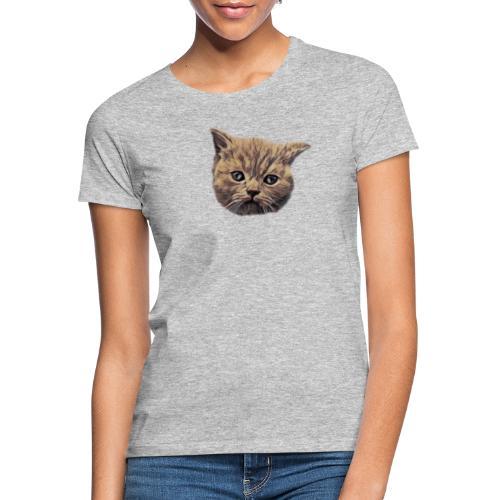 Chat - T-shirt Femme
