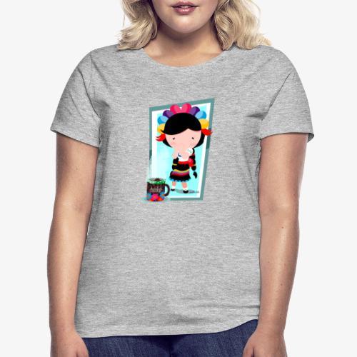 mexicanita - Camiseta mujer