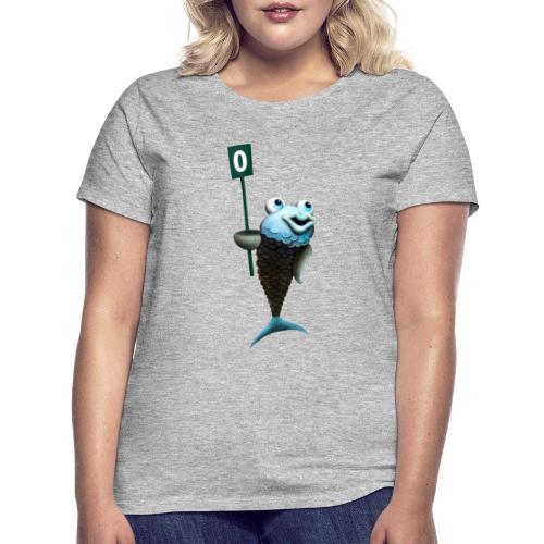 Vissenjury - Vrouwen T-shirt