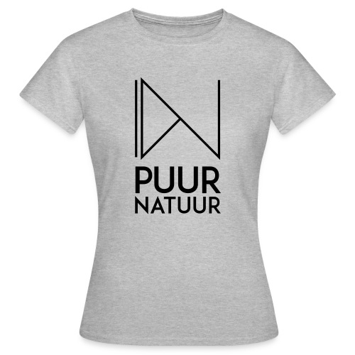 PUUR NATUUR FASHION BRAND - Vrouwen T-shirt
