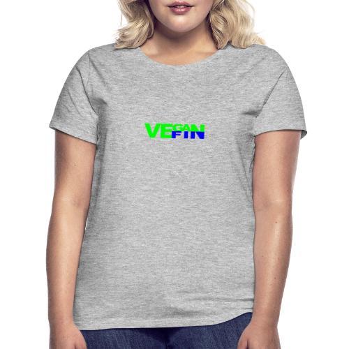 VEGAN FIN - Naisten t-paita