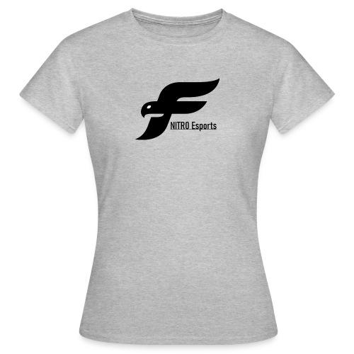 new NITROESPORTS logo - T-shirt dam