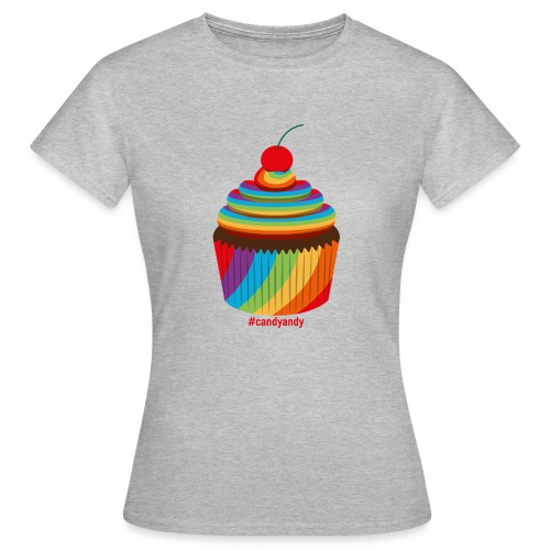 Candyandy - Frauen T-Shirt