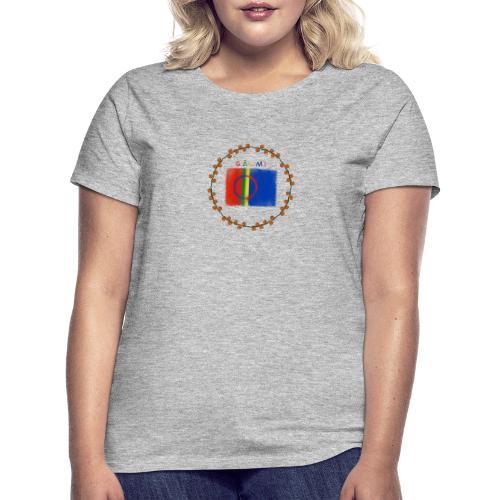 Sapmi - T-skjorte for kvinner