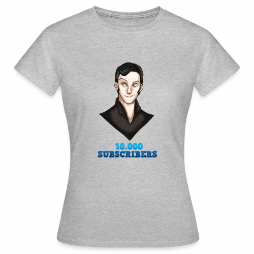 10 000 Subscriber special - Dame-T-shirt