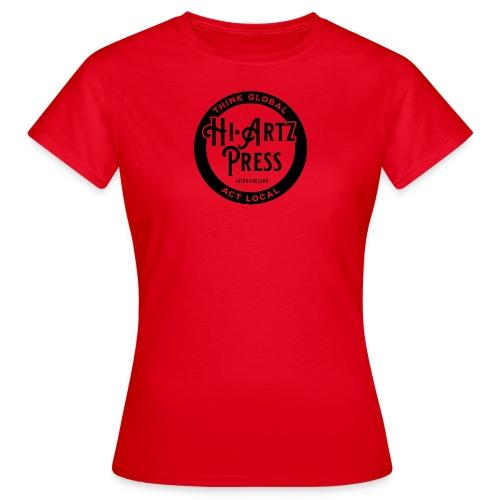 haplogofinalw2 - Women's T-Shirt