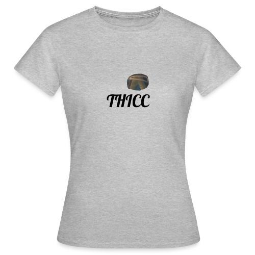 THICC Merch - Women's T-Shirt