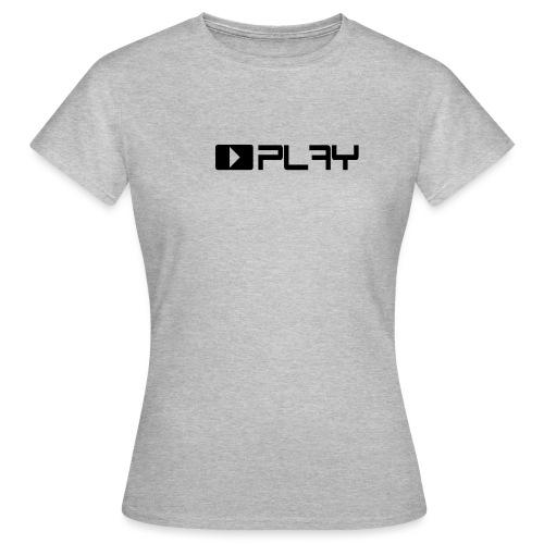 play - Frauen T-Shirt