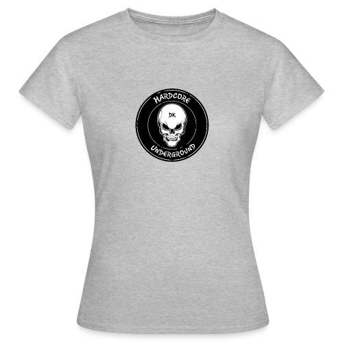 UndergrounDK Clothing est. 2017 - Dame-T-shirt