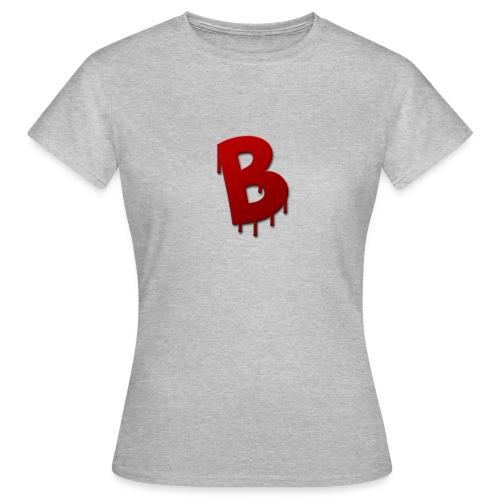 Rood Bartjuh - Vrouwen T-shirt