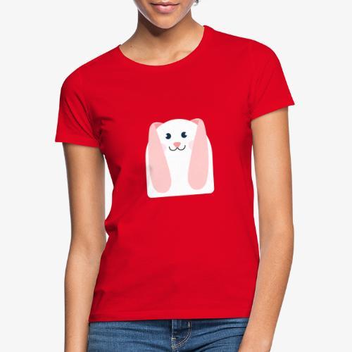conejo kawaii - Camiseta mujer