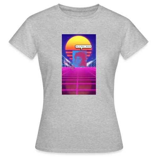 LA MAJA DESNUDA - Camiseta mujer
