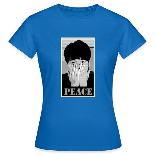 look - T-shirt Femme