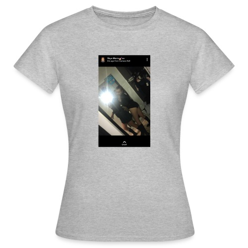 FA8A815A 1B14 4B9A 9488 5431DD558435 - Women's T-Shirt