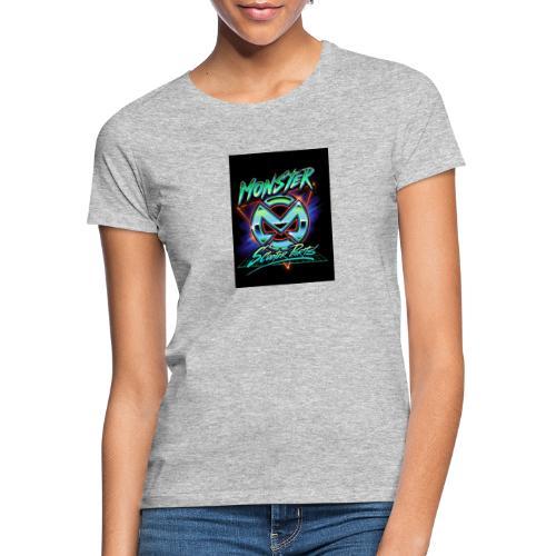 Monster Scooter Parts - Frauen T-Shirt