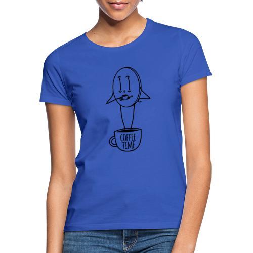 coffee time - Women's T-Shirt