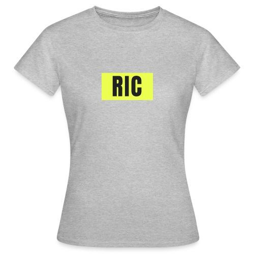 RIC - T-skjorte for kvinner