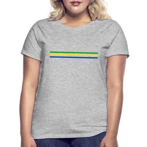 Trait brésil - version 2 - T-shirt Femme