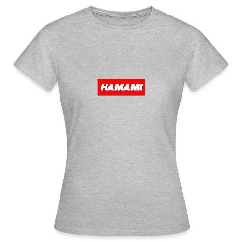 HAMAMI - Maglietta da donna