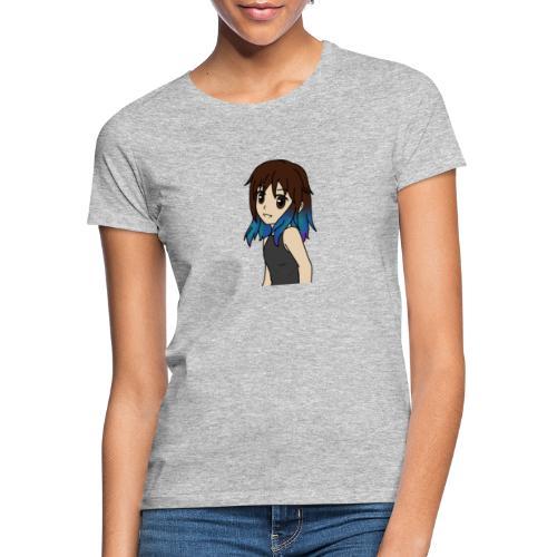 Hanhduzz alene - Dame-T-shirt