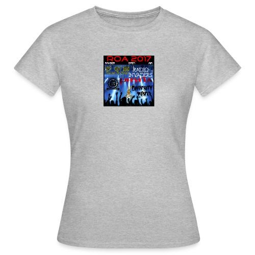 ROA 2017 - Frauen T-Shirt